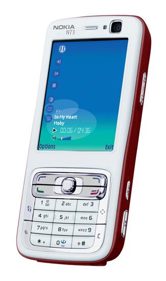 Фотография Nokia N73