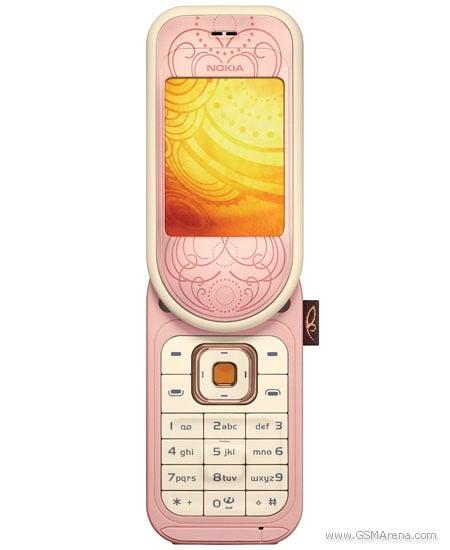 Nokia 7360 достаточно старая модель, телефон был анонсирован в октябре