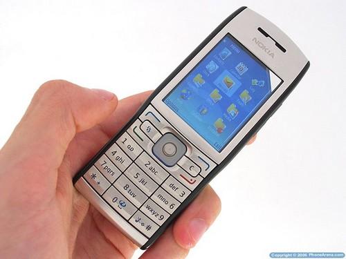 Обзор смартфона Nokia E50 - мобильные/сотовые телефоны, отзывы ...
