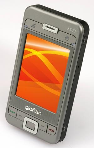 Коммуникатор E-TEN X500 glofish