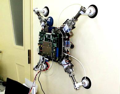 Робот - верхолаз