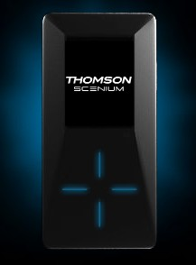 Медиаплеер Thomson EH308 Black Diamond