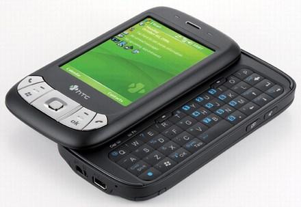 Мобильная связь:Мобильные телефоны:HTC:HTC P3450 Touch.  Модель.