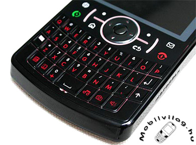 Motorola Pro Q - Клавиатура