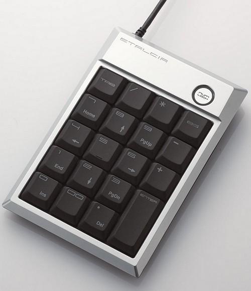 Цифровая USB клавиатура