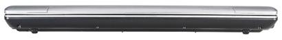 Роскошный ноутбук Asus W6Fp, вид лицевой стороны