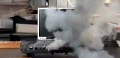 Взрывоопасность литий-ионных батарей