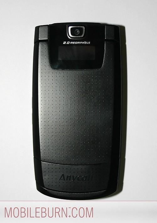 Samsung D830 - Лицевая панель