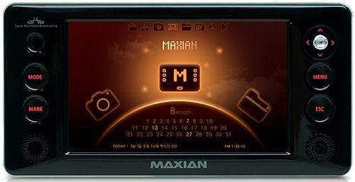 Медиаплеер Maxian D900