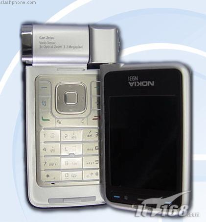 Nokia N93i, фото 2
