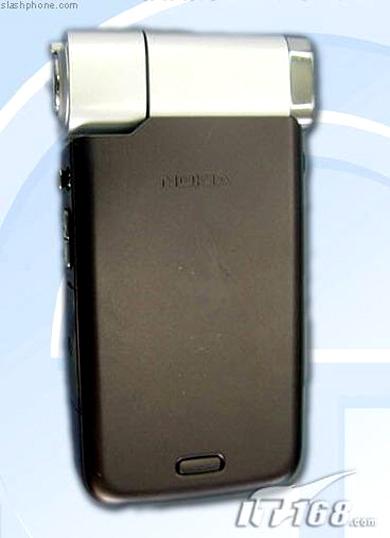 Nokia N93i, фото 4