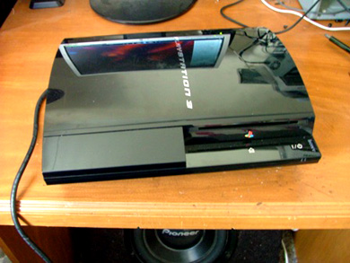 Sony Play Station 3  гриль