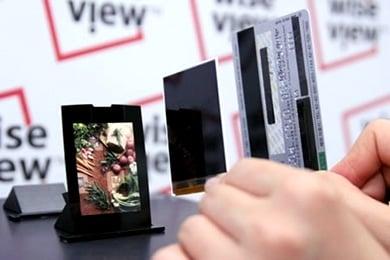 Ультратонкий экран от Samsung