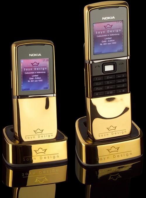 Nokia 8800 Sirocco: Diamond Edition, фото 2