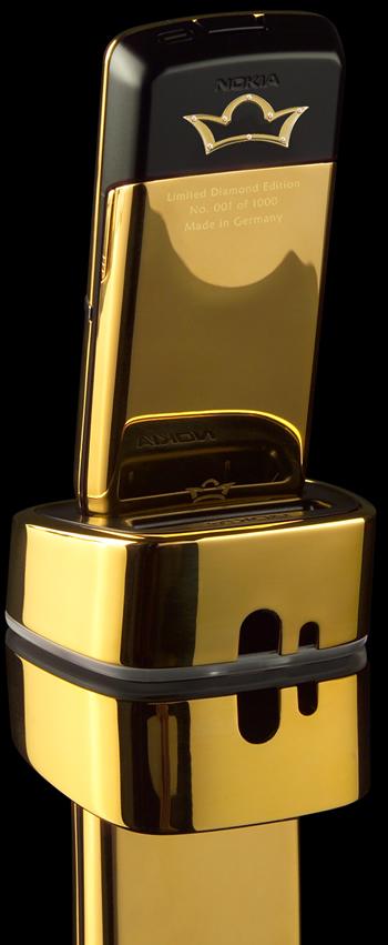Nokia 8800 Sirocco: Diamond Edition, фото