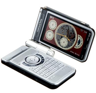 Мультимедийный телефон Sony Ericsson W44S