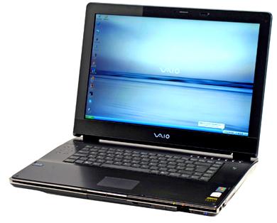 Sony VGN-AR21S