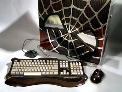 Spiderman 3 модинг системного блока, фото 1