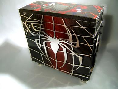 Spiderman 3 модинг системного блока, фото 2