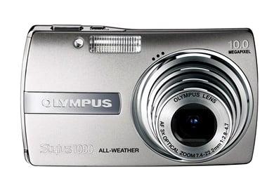 Цифровой фотоаппарат Olympus Stylus 1000