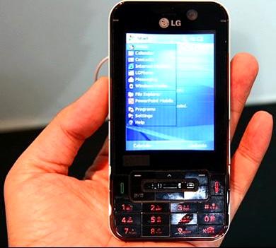 Смартфон LG KC1