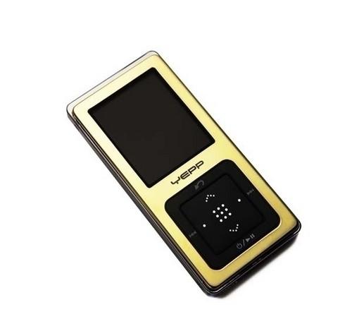 Samsung YP-Z5  лицевая панель
