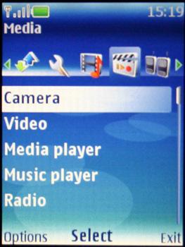 Nokia 5300 - Мультимедиа