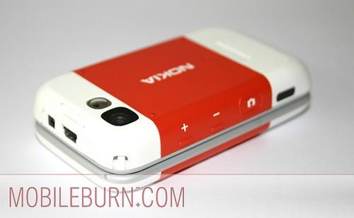Nokia 5300- Обратная сторона