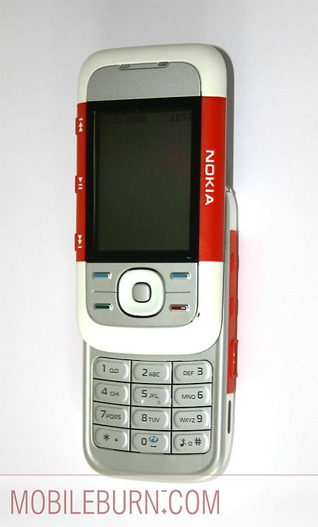 Nokia 5300 - Открытый