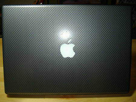 Carbon Fiber Macbook