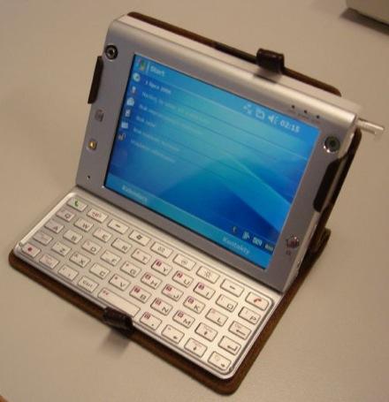 HTC Athena X7500