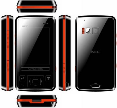 Смартфон NEC 6207