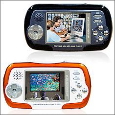SC-VP128SD персональный медиаплеер