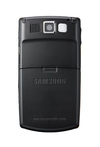 Samsung SGH-i718  - вид сзади