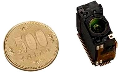5 мегапиксельный модуль камеры от компании Sharp