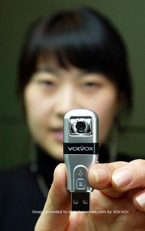 Volvox USB веб-камера