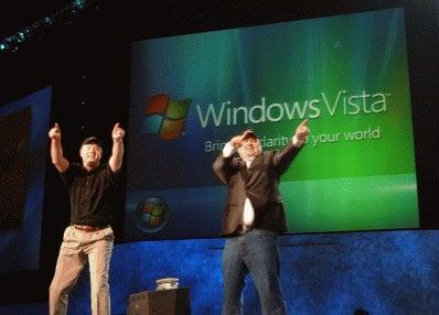 Windows Vista Launch