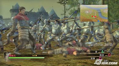 Вторая Bladestorm: The Hundred Years War