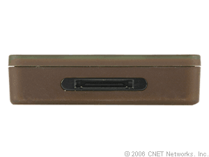 Microsoft Zune - USB порт