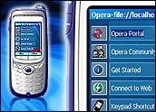 Opera Mobile Samsung