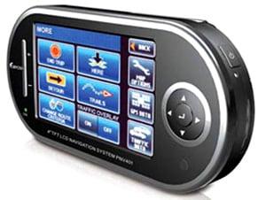 GPS устройство  PNV-401