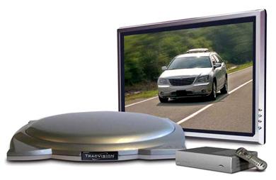 KVH TracVision A7 - Спутниковое телефиденье для автомобиля