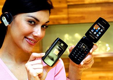 Samsung SYNC (SGH-A707)