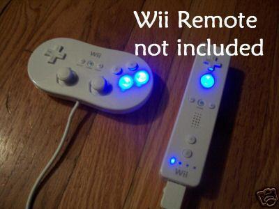 Новый модинг контроллера для Nindendo Wii