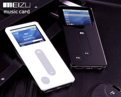 Плеер  Meizu Music Card