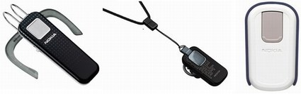 Nokia Bluetooth Headsets