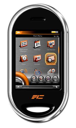 FIC Neo1973 - телефон на ОС Linux