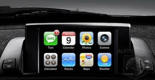 BMW iPhone