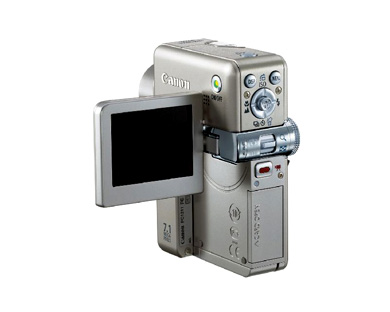 Canon PowerShot TX1, фото 2