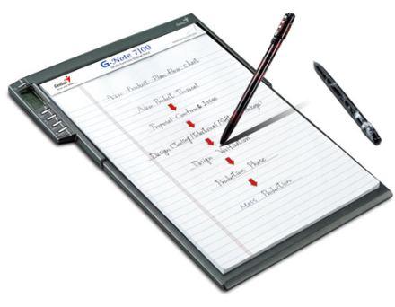 Genius G-Note 7100 Digital Pad